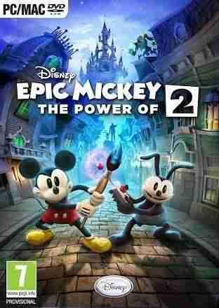 Descargar Epic Mickey 2 The Power Of Two [MULTI5][2DVD5][MrPiano] por Torrent